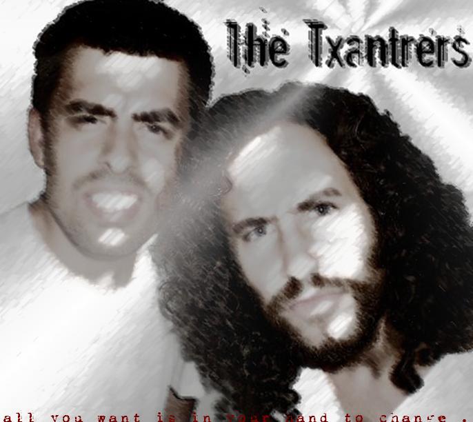 The Txantrers portada oficial