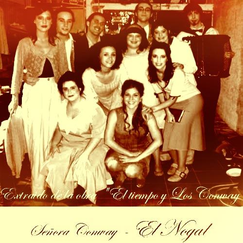 Señora Conway - El Nogal (final)